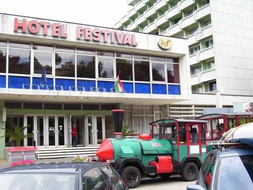 Hotel Festival, Balatonföldvár