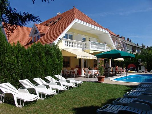 Goldhaus Pension, Balatonfüred