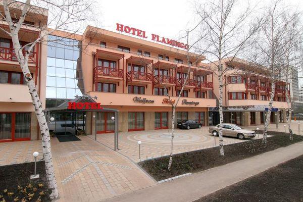 Hotel Flamingó, Balatonfüred