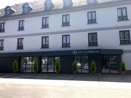 Hotel Kamilla, Balmazújváros