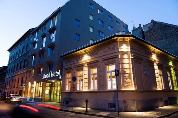 Bo18 Hotel, Budapest