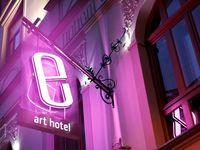 Für weitere Fotos von Bohem Art Hotel hier klicken