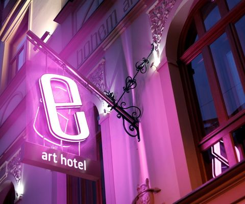 Bohem Art Hotel, Budapest