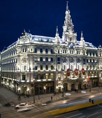 Boscolo Hotel New York Palace, Budapest
