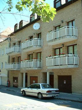 Budavar Pension, Budapest