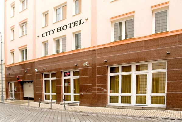 City Hotel Apartment House, Budapest