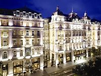 Click here for more images about Corinthia Hotel Budapest.