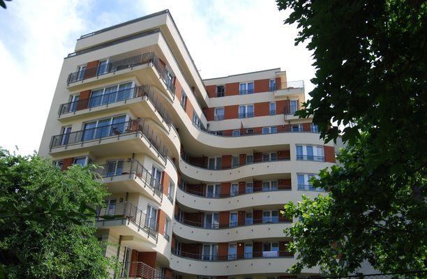 Fraser Residence, Budapest