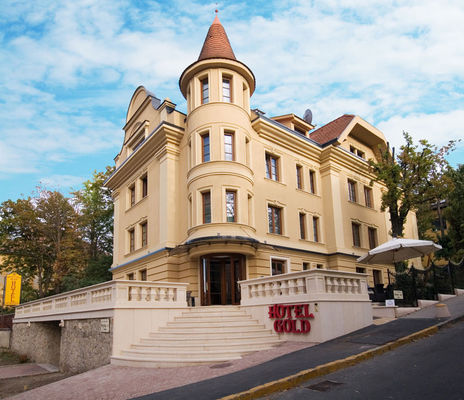 Gold Hotel Wine&Dine, Budapest