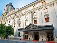 Click here for more images about Hilton Budapest.