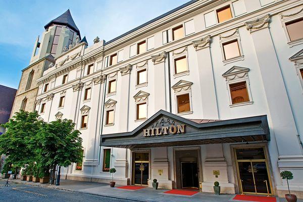 Hilton Budapest, Budapest