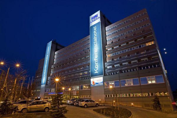 Danubius Hotel Arena, Budapest