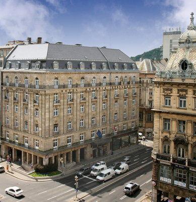 Danubius Hotel Astoria, Budapest