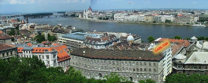 Carlton Hotel, Budapest