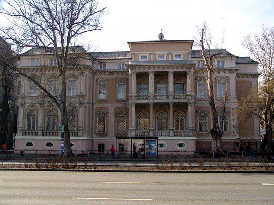 Hotel Délibáb, Budapest
