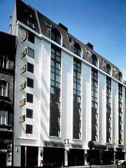 Hotel Erzsébet City Center, Budapest