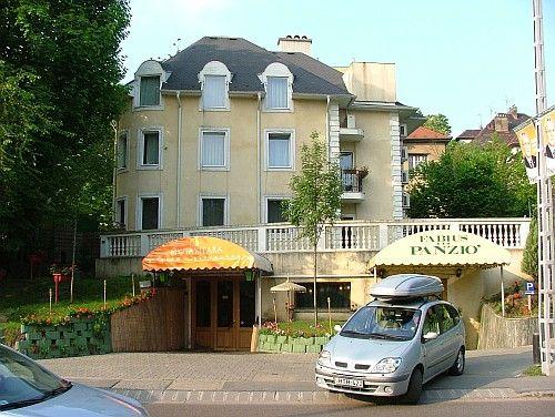 Hotel Fabius, Budapest