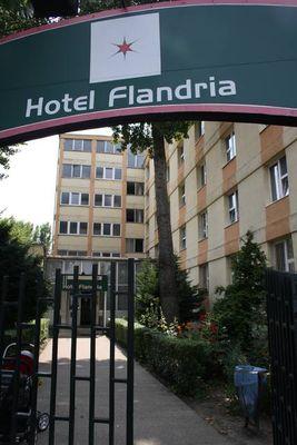 Hotel Flandria, Budapest