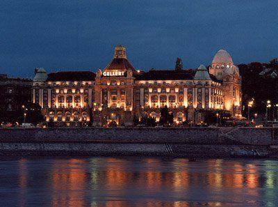 Danubius Hotel Gellért, Budapest