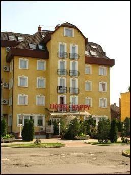 Hotel Happy, Budapest