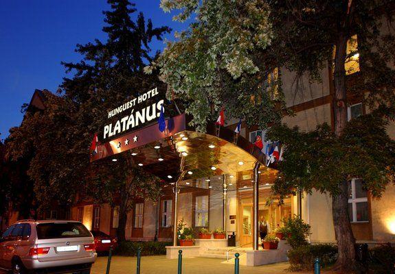 Hunguest Hotel Platánus, Budapest