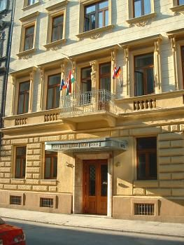 Hotel Queen Mary, Budapest