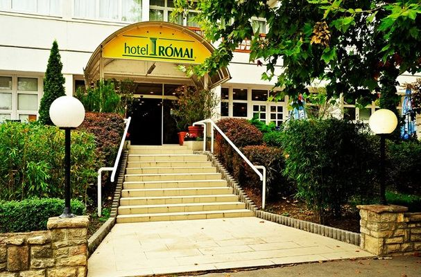 Hotel Római, Budapest