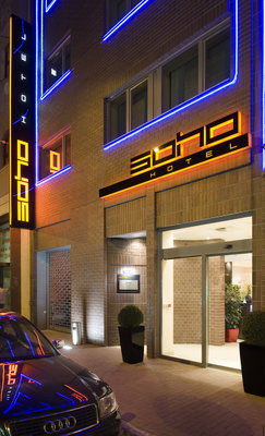 Soho Boutique Hotel, Budapest