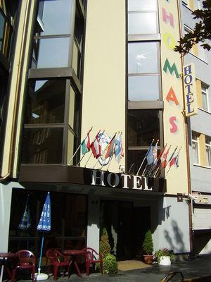 Hotel Thomas, Budapest