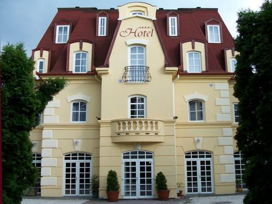 Hotel Walzer, Budapest