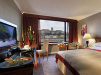 Click here for more images about InterContinental Budapest.