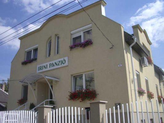 Irini Pension, Budapest