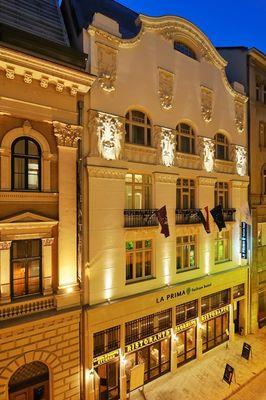 La Prima Fashion Hotel, Budapest
