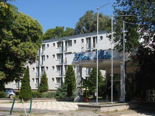 Lido Hotel, Budapest