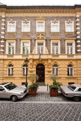 Peregrinus Hotel, Budapest