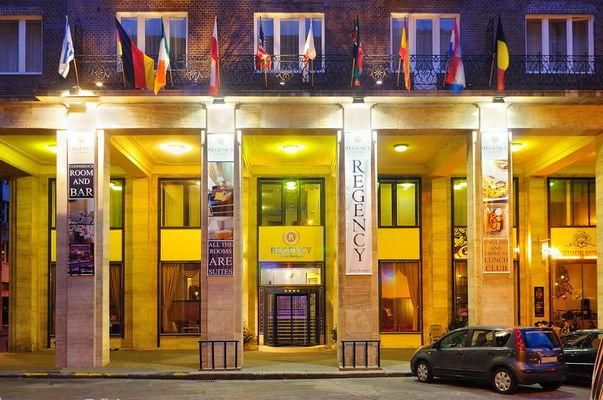 Regency Suites Hotel, Budapest