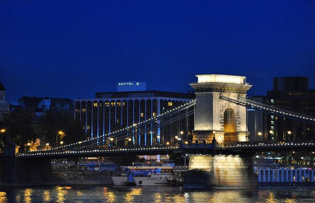 Sofitel Budapest Chain Bridge, Budapest