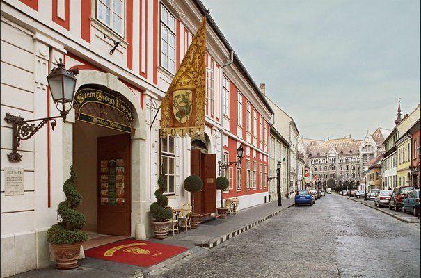 St. George Residence Hotel, Budapest
