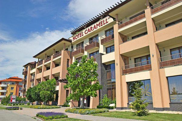 Caramell Premium Resort, Bük