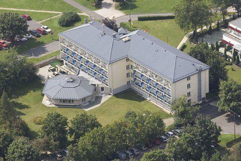 Hotel Corvus, Bük