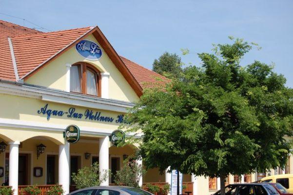 Aqua Lux Hotel, Cserkeszőlő