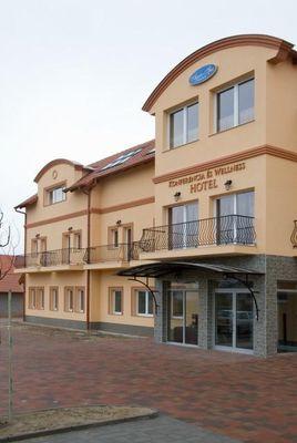 Aqua-Spa Hotel, Cserkeszőlő