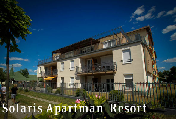 Solaris Apartman & Resort, Cserkeszőlő