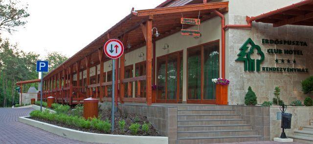 Erdőspuszta Club Hotel Fenyves, Debrecen
