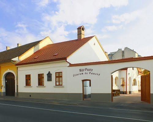 Régi Posta Hotel, Debrecen