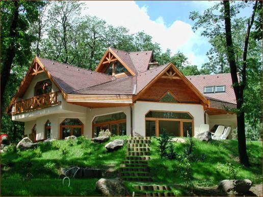 Forest Villa Platan, Dobogókő