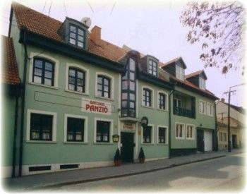 Bacchus Panzió Hotel, Eger