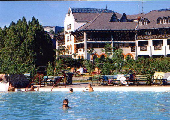 Hunguest Hotel Flóra, Eger