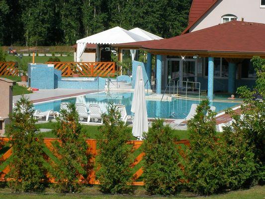 Thermal Park Hotel, Egerszalók