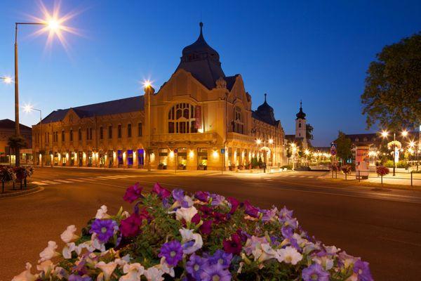 Erzsébet Királyné Hotel, Gödöllő